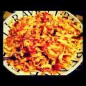 Amatriciana Sauce with Tagliatelle Pasta