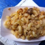 Goetta Macaroni and Cheese