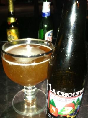 La Chouffe Beer (aka Gnome)