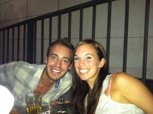 Tony & Alisa