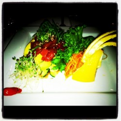 Tuna Tartar from Mr. Yum