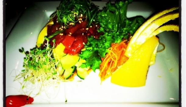 Tuna Tartar from Mr. Yum