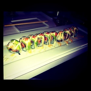 Dragon Roll from Mr. Yum