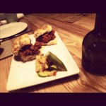 Mama's Chicken Biscuits at Yardbird