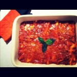 Spicy Chicken Cannelloni