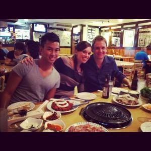 Kelvin, Alisa, Adam