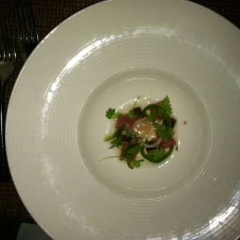 Area 31 - Tuna Tartare